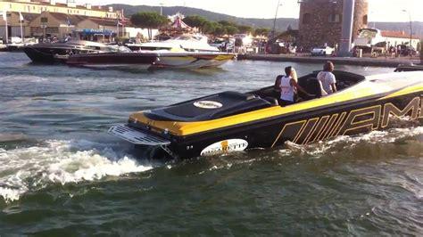 speedboot amg cigarette 50 marauder youtube