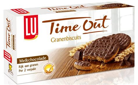 Lu Emergency Merk Timezone lu time out granenbiscuits melkchocolade de rooij