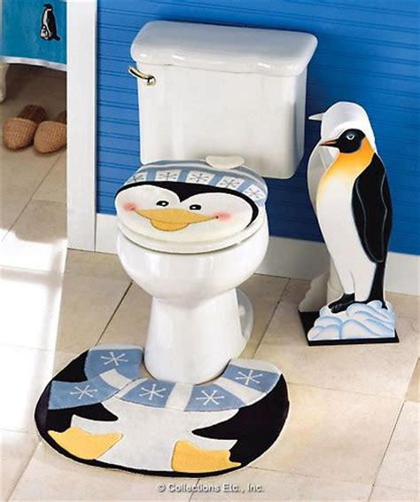 pingu bathroom i probably don t need this but penguins penquins