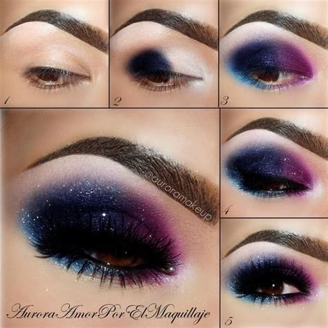 eyeshadow tutorial dark 20 tutorials for smokey eyes