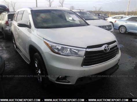 Used Toyota Highlander In Usa Used Toyota Highlander For Sale In