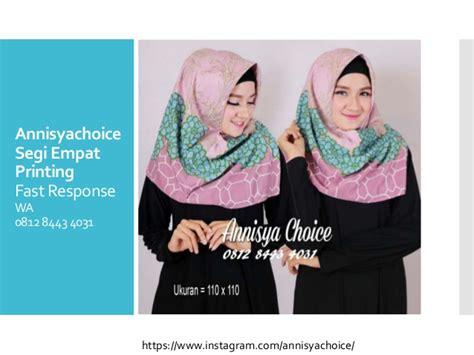 Distributor Kerudung 0812 8443 4031 distributor kerudung printing annisyachoice