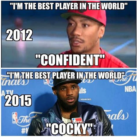 D Rose Memes - derrick rose vs lebron james bestplayerintheworld