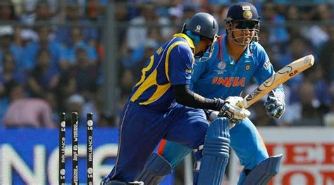 Mwc Arjuna we can probe 2011 world cup if arjuna ranatunga provides sufficient evidence sri lanka sports