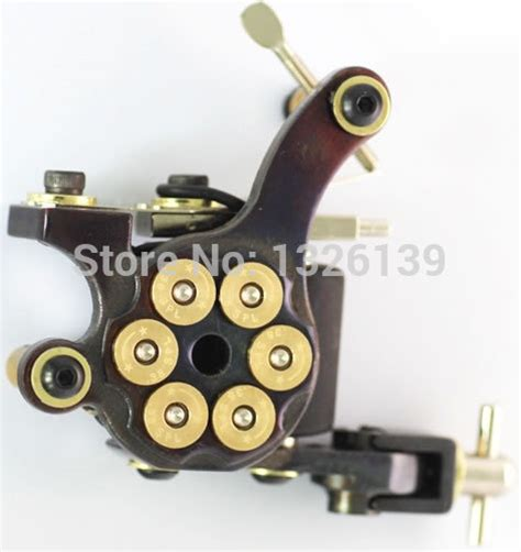 tattoo gun motors free shipping revolver bullet style tattoo machine rotary