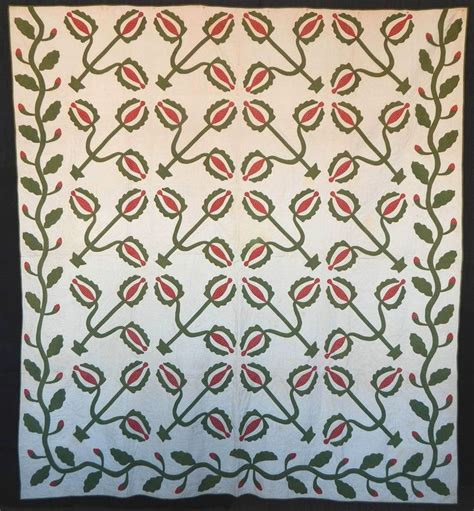 Apple Green Quilt by 1000 Images About Antique Applique Quilts On