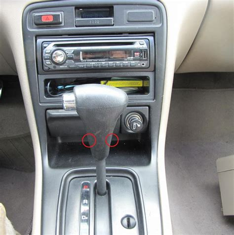 Aftermarket Automatic Shift Knobs by Diy Aftermarket Shift Knob On Automatic 5th Accord