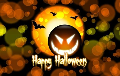 Happy Hallowen Iphone Semua Hp wallpaper pumpkin the inscription