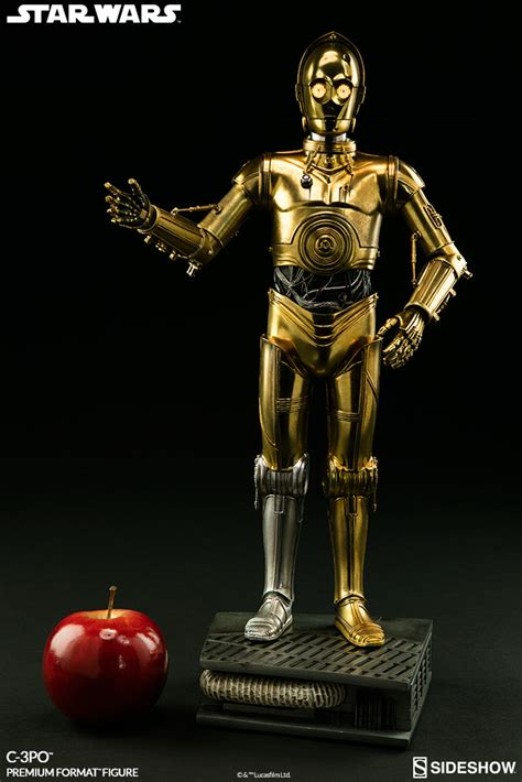 wars c 3po premium format tm figure by sideshow collec sideshow collectibles