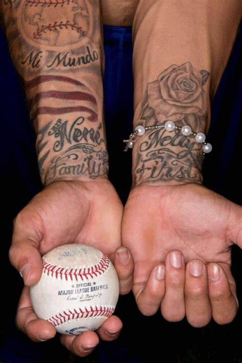 javier baez tattoo the of javier baez as told by his tattoos javy