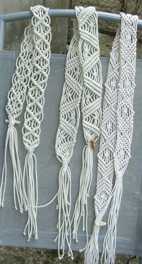 Learning Macrame - learn how to make seventy macram 233 knots and small