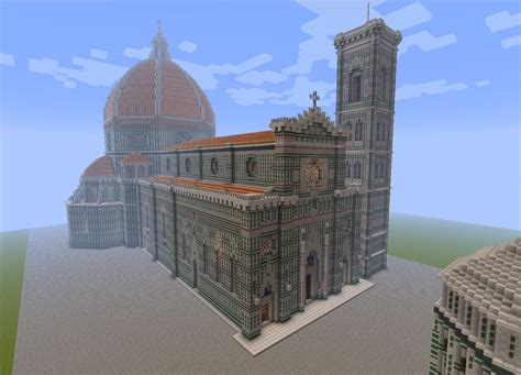 Small Footprint House Plans florence duomo assassin s creed cathedral minecraft project
