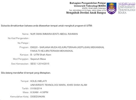 my story could be your story uitm shah alam wait for me