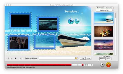 format menu dvd you can t miss out three best dvd creator for mac windows