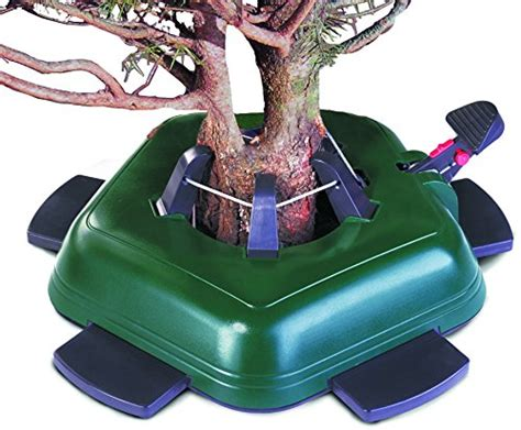 krinner s tree genie l christmas tree stand import it all