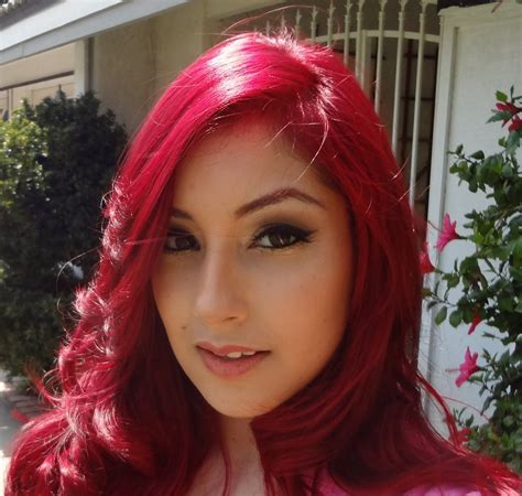 how to get pink color out of hair ions magenta hair color pictures brown hairs of ion