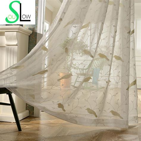 cafe curtains for bedroom online buy wholesale sheer cafe curtains from china sheer