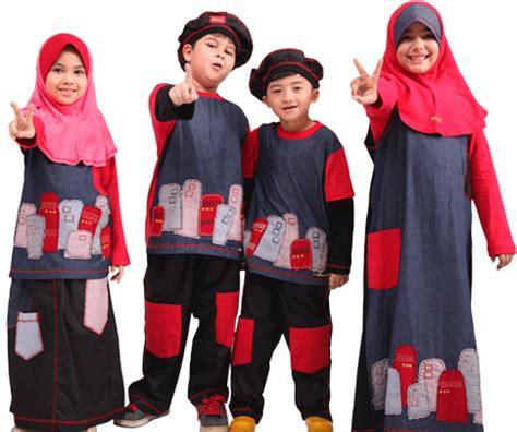 Baju Muslim Anak Perempuan Terbaru 2015 model baju muslim anak perempuan dannis terbaru 2015