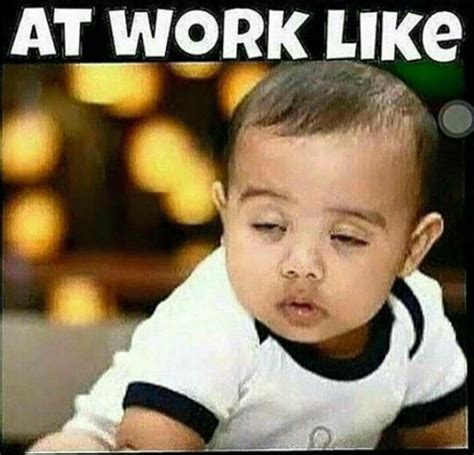 Sleep At Work Meme - at work like sleepy the itis baby north west things