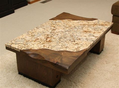 granite table furniture desired granite coffee table with rectangular