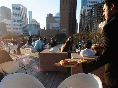 Patio Brunch Dallas by Houston S Best Restaurant Patios 10 Cool Places With