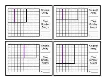 3 Oa 5 Worksheets by Distributive Property Of Multiplication 3 Oa 5 Common