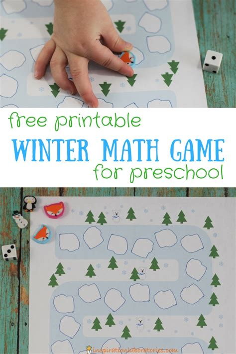 free printable winter board games printable winter math game board inspiration laboratories