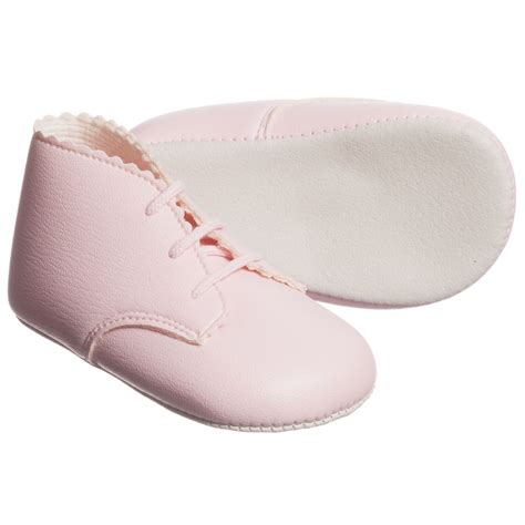Prewalker Boot Pink 010280 Berkualitas early days pink pre walker boots childrensalon
