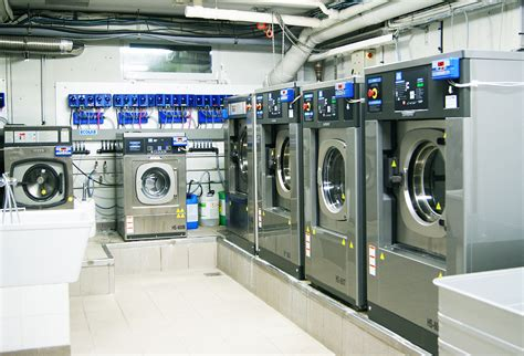 Commercial Laundry Girbau Industrial Laundry