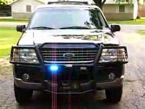 firefighter lights for personal vehicle volunteer firefighter lights on my ford explorer