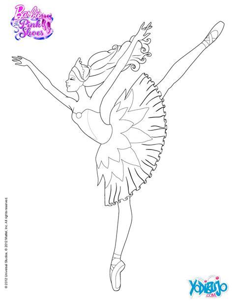 Collection of Dibujos Para Colorear Zapatillas De Ballet | Dibujo De ...