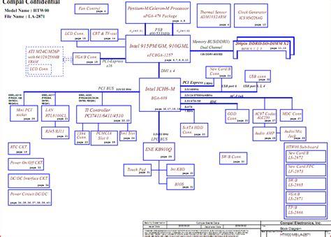 laptop diagram toshiba satellite schematic diagram toshiba get free