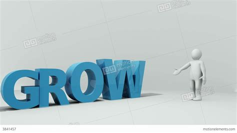 5 Letter Words Growth ascending letters spelling the word growth beside stock