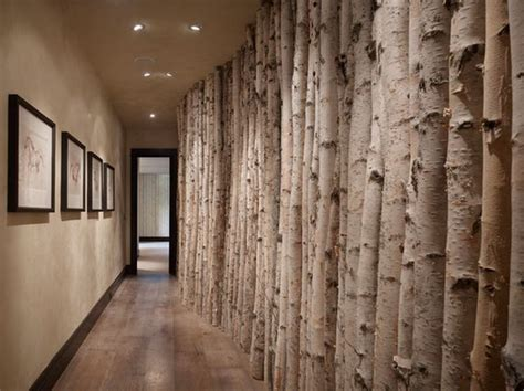 Home Decor Trends 2014 12 ways to use actual birch trees in your home