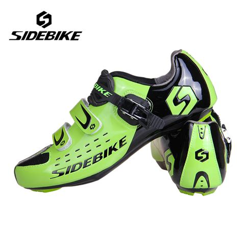 shoe bike aliexpress buy sidebike road cycling shoes