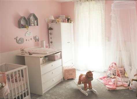 Superbe Idee De Chambre Bebe Fille #1: idee-de-deco-chambre-bebe-fille.jpg