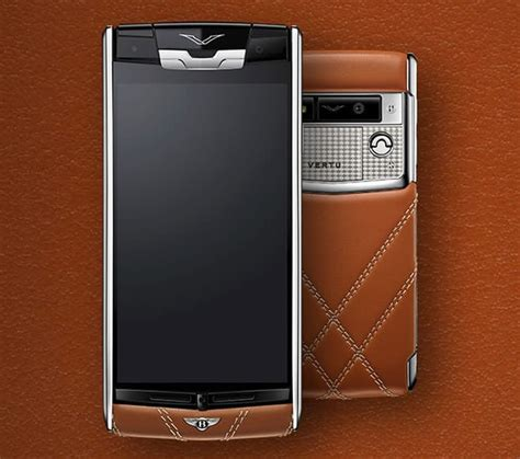 vertu bentley vertu launches luxury smartphone in collaboration with bentley