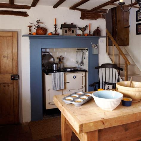 duck egg blue kitchen country style decorating country - Duck Egg Blue Country Kitchen