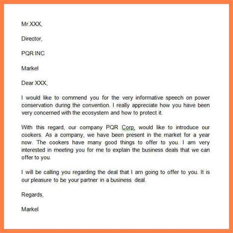 9 company introduction letter to client sle company