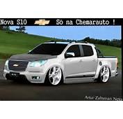 Nova S10 Tunada Car Tuning