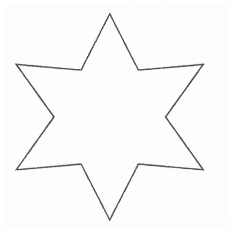 printable jewish star template printable jewish star calendar template 2016