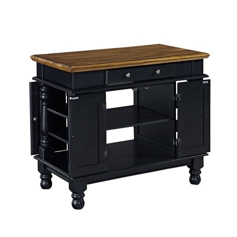 furniture style kitchen islands americana black kitchen island home styles furniture