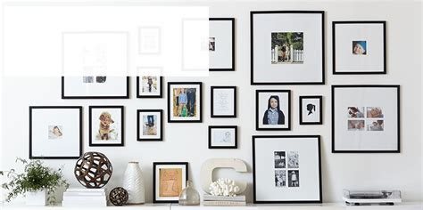 best gallery walls gallery wall ideas crate and barrel