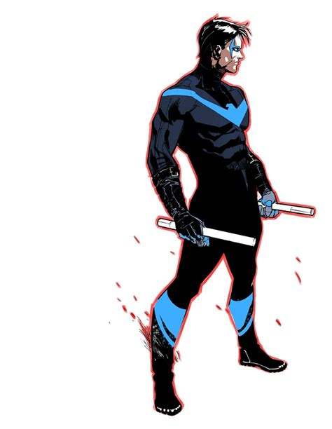 nightwing hairstyle 5 easy steps to a kickass nightwing movie nerdist