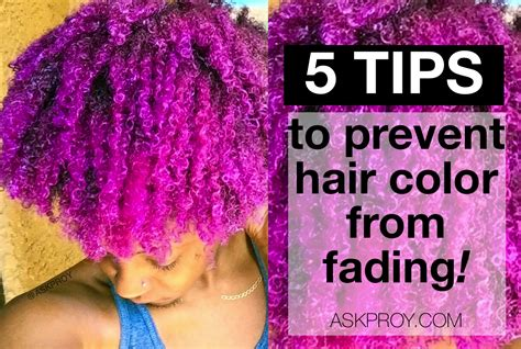 how to keep colors from fading how to keep hair color from fading