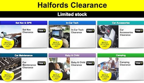 discount vouchers halfords halfords discount code 10 off july 2015