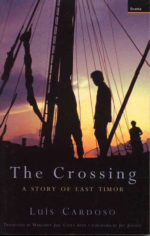 at the crossing books the crossing a story of east timor by lu 237 s cardoso