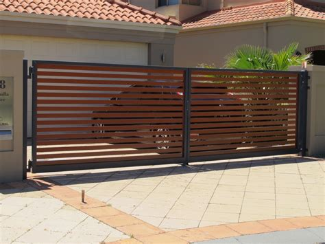 double swing gate double swing gates perth double swing gate perth