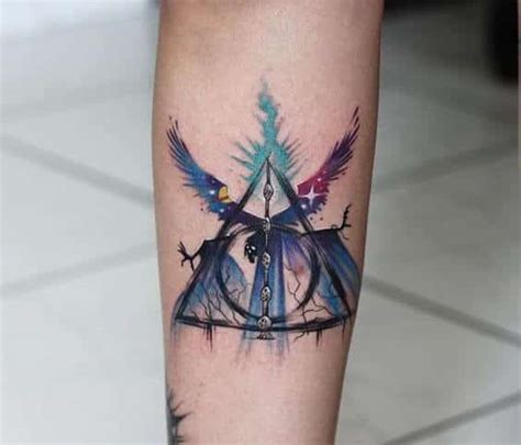 harry potter tattoo designs his mauraders era