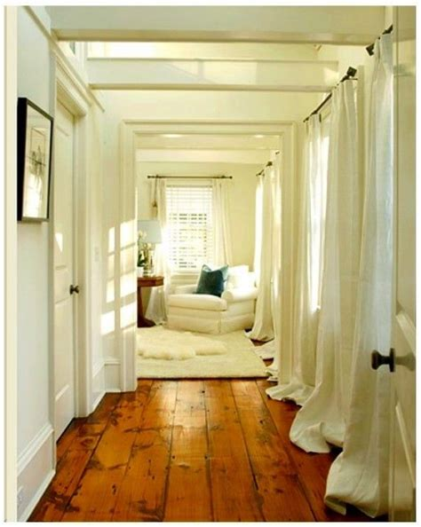 Hallway Door Curtains 25 Best Hallway Walls Make Your Hallways As Beautiful As The Rest Of Your Home
